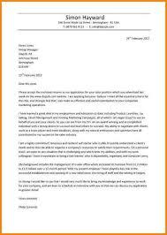 9 job application letter examples legal resumedapplication