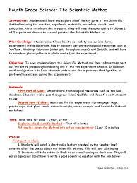 scientific method quiz worksheet u2014 david dror