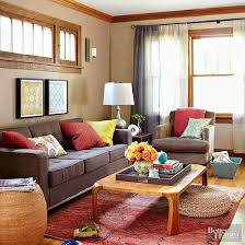 Living Room Ideas With Brown Sofas Ways To Decorate With A Brown Sofa