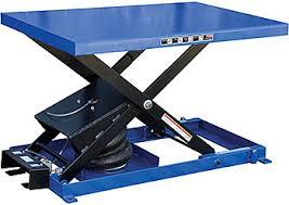 Hydraulic Scissor Lift Table by Vestil Scissor Lift Table Hydraulic Scissor Lift Tables For Sale