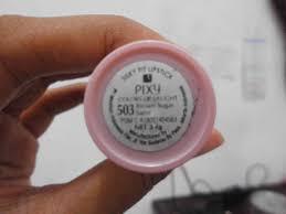 Lipstik Pixy Warna Merah lipstick amwoman24