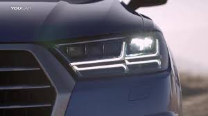 audi matrix headlights 2016 audi q7 matrix led coub gifs with sound