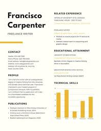 scholarship resume template simple scholarship resume templates by canva
