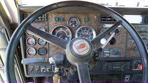 1991 kenworth t600 semi truck item f1428 sold june 30 c