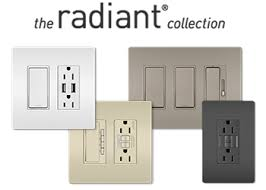 Modern Electrical Switches For Home The Adorne Collection By Legrand Legrand