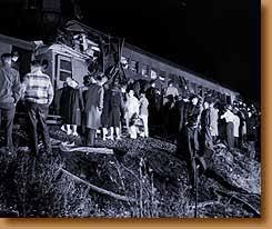 island rail road s worst crash the richmond hill