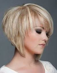 short hairstyles short hairstyles bobs layered with bangs chin