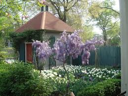 the garden shed at allen s city home from p allen smith associates