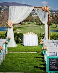 Wedding Ceremony Decoration Ideas Outdoor Wedding Ceremony Decoration Ideas Full Wedding Magazine