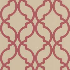 harira red moroccan trellis wallpaper dl30618 the home depot