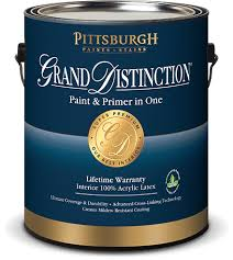 interior paint grand distinction from pittsburgh paints u0026 stains