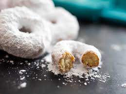 diy donettes mini sugar coated doughnuts recipe serious eats