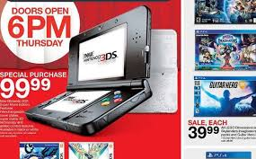 target nintendo 3ds xl black friday best black friday deals for gamers 2016 edition