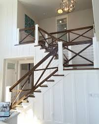 Contemporary Railings For Stairs by Such A Cool Hand Railing I Love How They Used The Cables To Keep