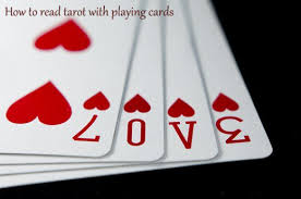 how to read tarot with playing cards exemplore