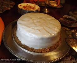Halloween Spice Cake by Applejack Cake U2013 A Vintage Sour Cream Spice Cake Recipe With