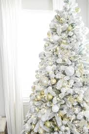 flocked tree king of christmas flocked tree review julie warnock interiors
