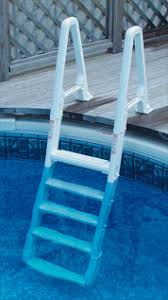 above ground swimming pool ladders steps and accessories bargain