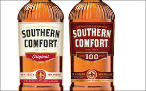 Southern Comfort Bottle Updated Packaging For Southern Comfort