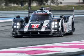 fastest porsche porsche fastest in day 1 of testing wec magazin