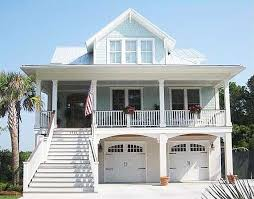 house plans with garage underneath plan 15035nc narrow lot beach house plan beach house plans