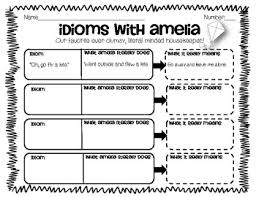 practicing idioms with amelia bedelia by where the wild things learn