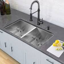 Sink And Faucet Sets Home Design - Kitchen sink and faucet sets