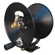 garden hose reels u0026 storage equipment with automatic rewind ebay