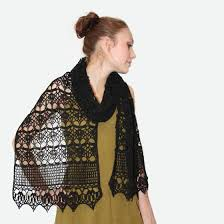 crochet wrap midnight crochet wrap knitting patterns and crochet patterns