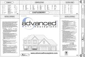 how to read house plans the construction set advanced house plans