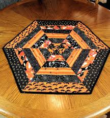 halloween table runners
