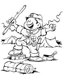 beautiful cub scout coloring pages 45 gallery coloring