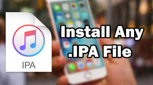 how to install any app ipa file on iphone ipod touch or ipad