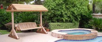 Pergola Swings Outdoor Swing Chair Design