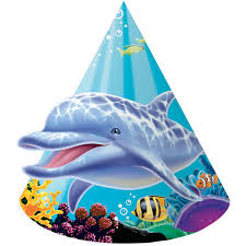 party hats dolphin friends party hats 8