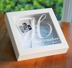 wedding wishes keepsake shadow box wedding wish box