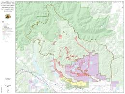 Pacific Crest Trail Washington Map by Wildfire Threatens Two Historic Towns In Washington State Kuow