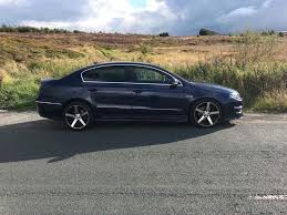 volkswagen passat black rims vossen 18 u0026quot inch 5x112 wheels alloys in bradford west