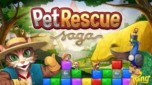 pet rescue saga apk official pet rescue launch trailer