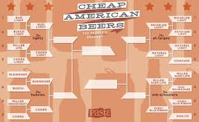 keystone light vs coors light cheap american beers the bracket sweet 16 drink features