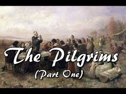 history brief thanksgiving the pilgrims part one