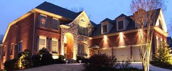 Landscape Lighting Atlanta - can driveway lighting enhance outdoor safety nightvision