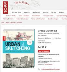 the art of urban sketching german edition coming this fall