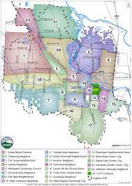 map of oregon eugene neighborhoods eugene alternative realtors