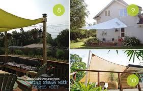 Backyard Shade Ideas Design Of Diy Backyard Shade Ideas Roundup 10 Beautiful Diy