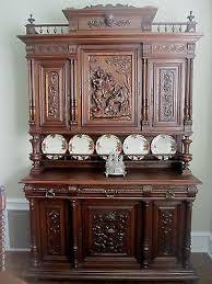 Oak Buffet Server Sideboard 16 Best French Hunt Style Images On Pinterest Antique Furniture