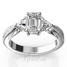 antique design rings images Antique engagement rings certified diamonds design your own jpg