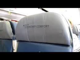 Delta Comfort Plus Seats Delta 777 Economy Comfort Overview Youtube
