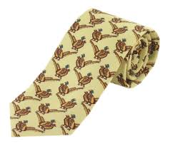 mens country ties shooting ties 100 silk new styles added