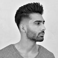 long hairstyles for men over 50 taper fade haircut for men 50 masculine tapered hairstyles